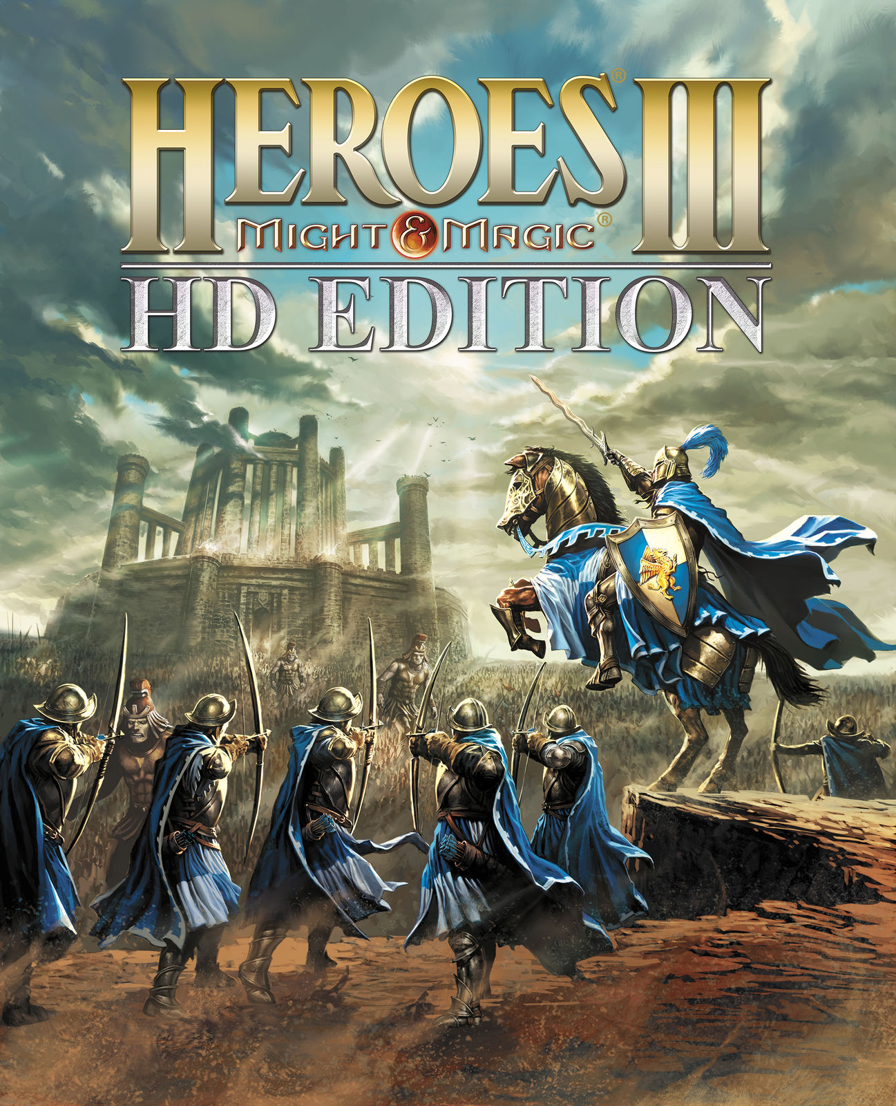 Heroes of Might & Magic 3 III - HD Edition (Steam)