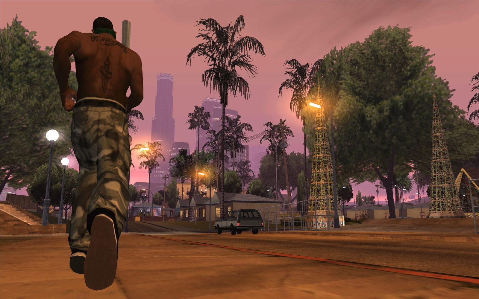 z Grand Theft Auto: San Andreas (Steam)