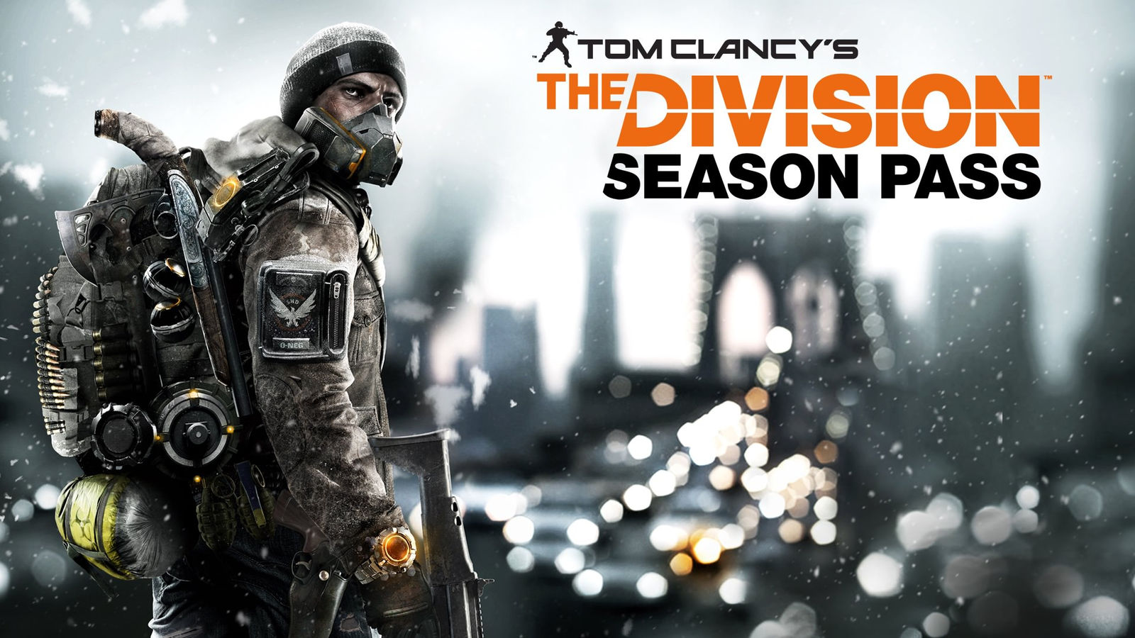 z Tom Clancy's The Division Season Pass (Uplay)