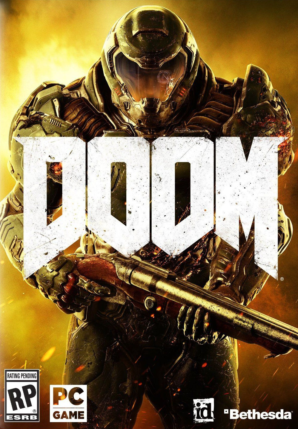 DOOM 2016 (Steam) RU/CIS