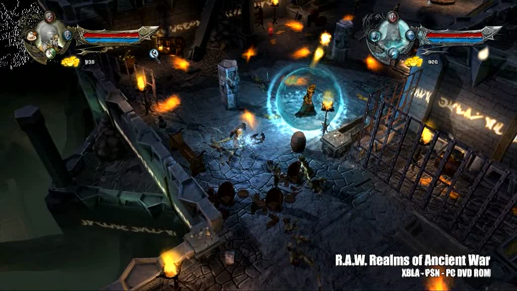 z R.A.W. Realms of Ancient War (Steam)