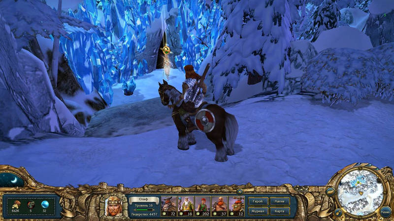 King´s Bounty: Warrior of the North (Steam) RU/CIS