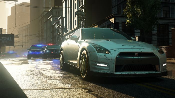 z Need for Speed: Most Wanted (NFS) Limited Ed.+ПОДАРКИ
