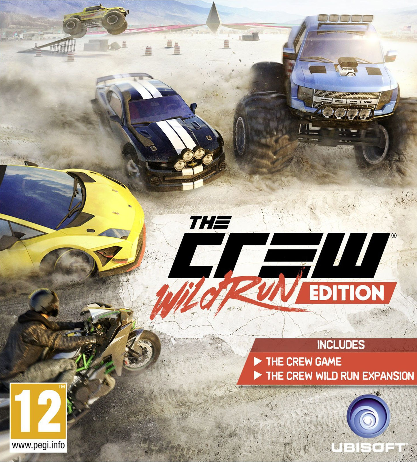 z The Crew Wild Run Edition (Uplay) RU/CIS
