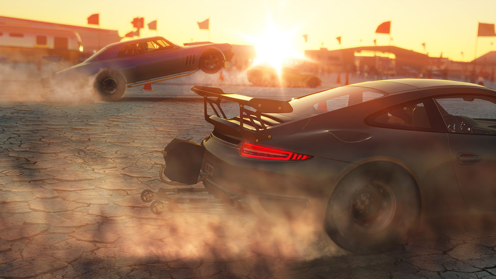 z The Crew Wild Run Expansion DLC (Uplay)