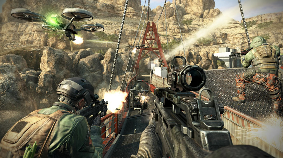 z Call of Duty: Black Ops 2 II (Steam) + ПОДАРКИ