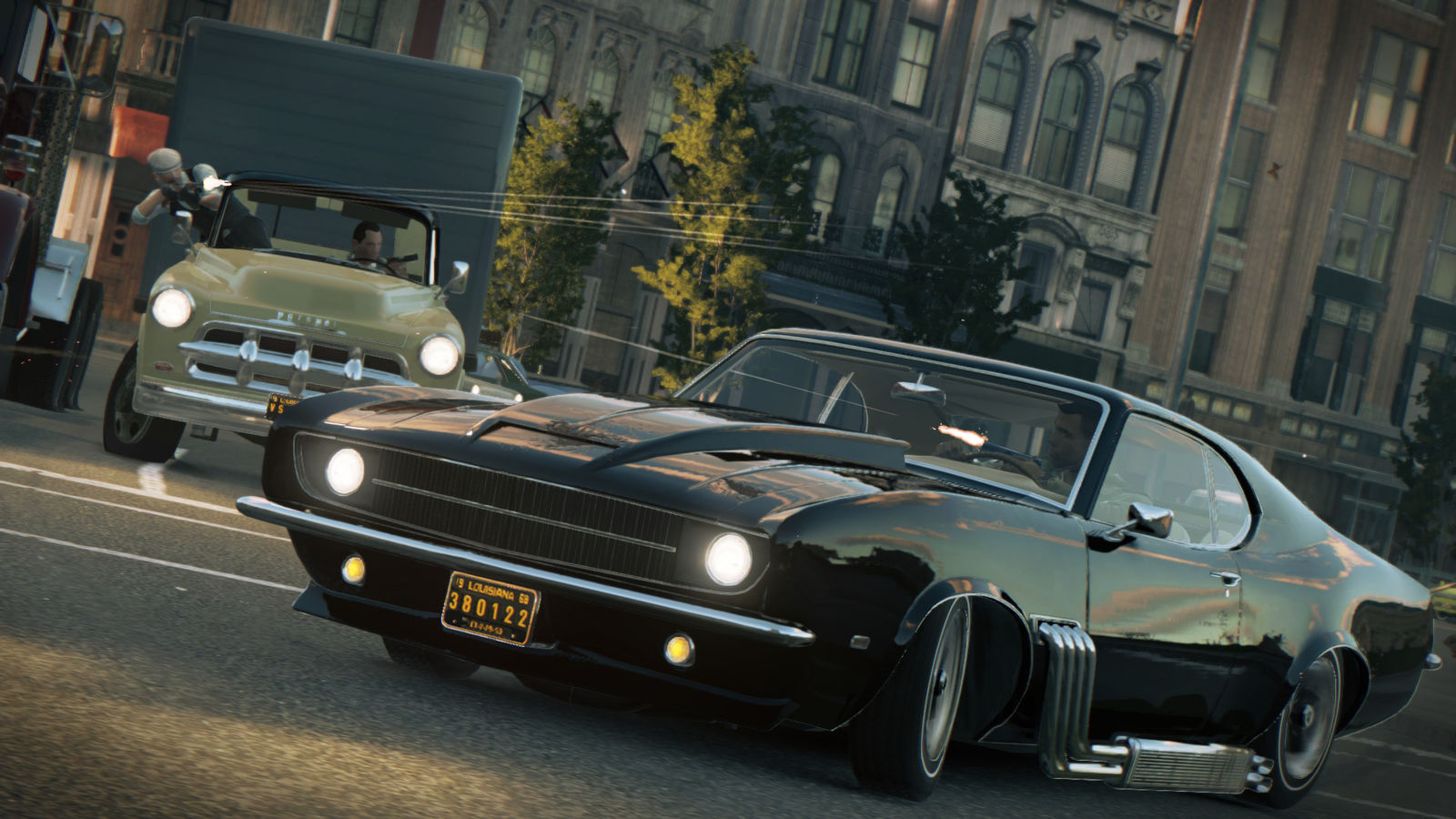 z Mafia 3 III Deluxe Ed. + DLC Family Kick-Back (Steam)