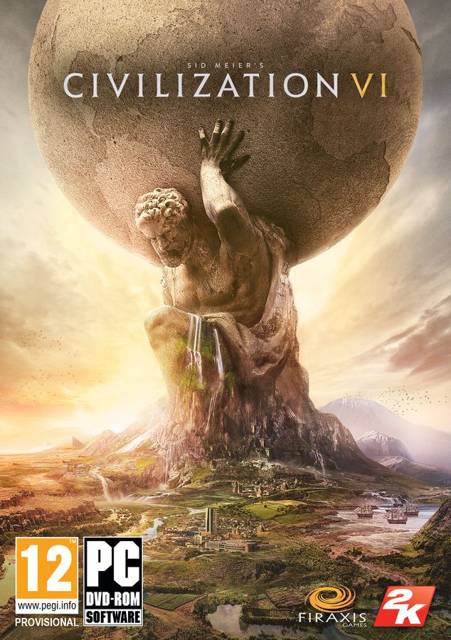 Civilization VI 6 Deluxe Edition (Steam) RU/CIS
