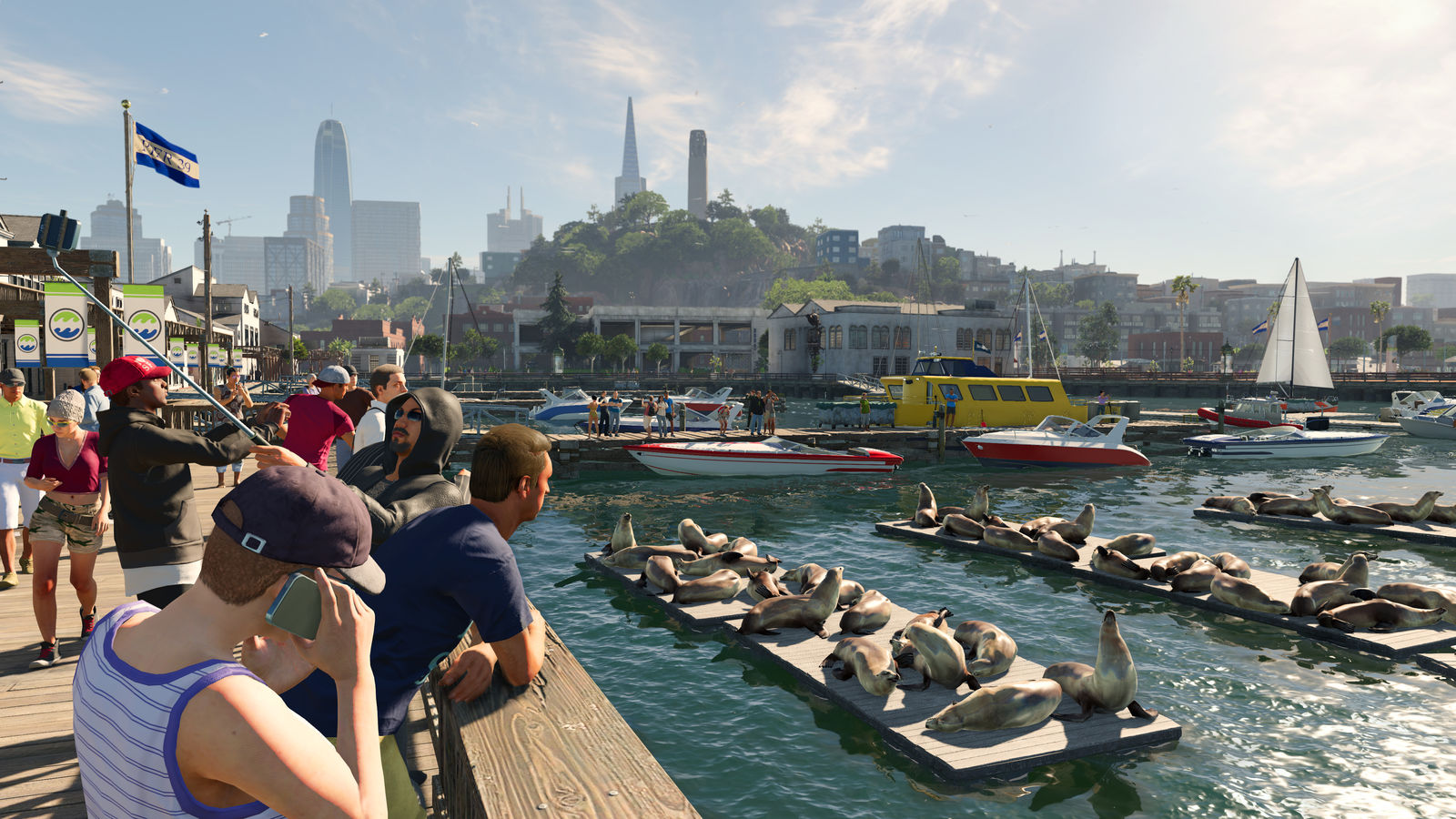 Watch Dogs 2 (Uplay) RU/CIS