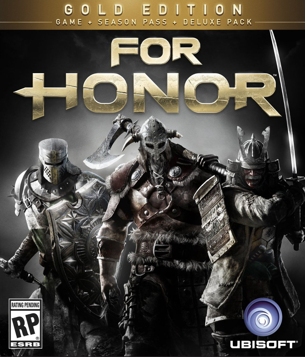 z For Honor Gold Edition + Legacy Battle Pack (Uplay)