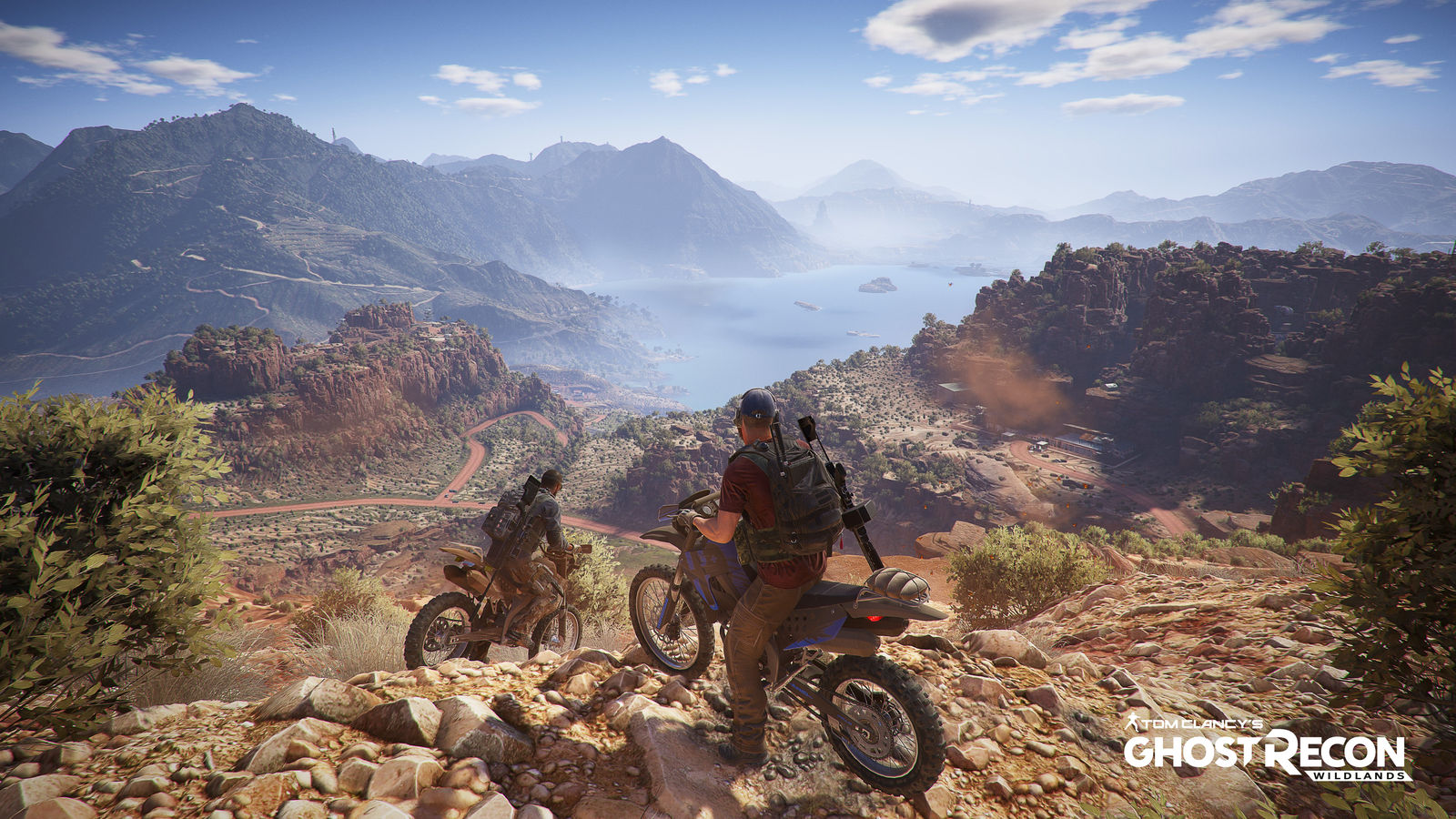 Tom Clancys Ghost Recon Wildlands (Uplay) RU/CIS