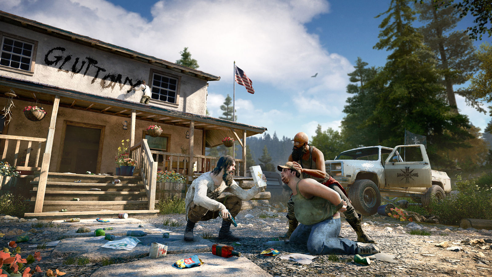 z Far Cry 5 (Uplay) RU/CIS
