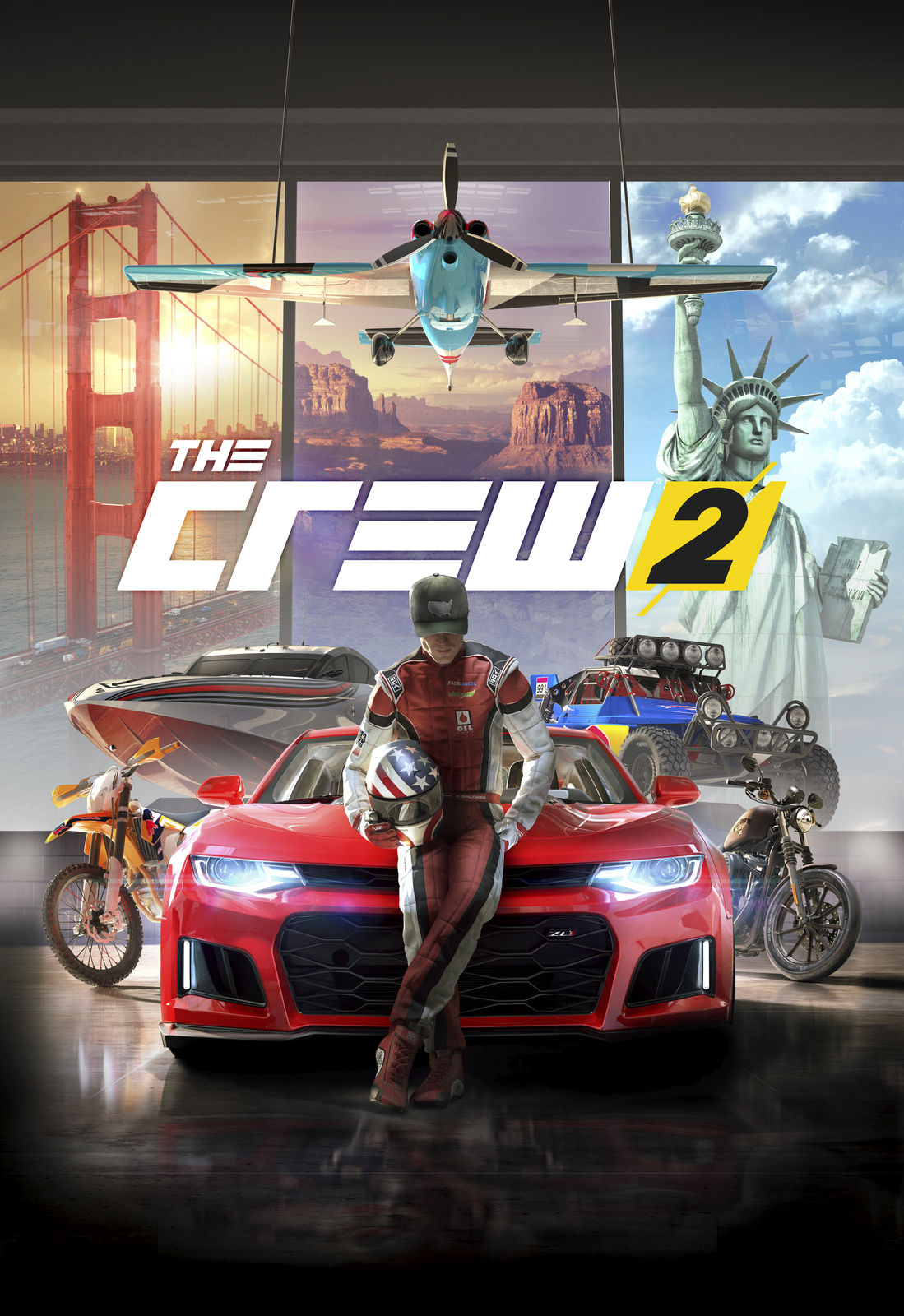z The Crew 2 Gold Edition(Uplay)RU/CIS