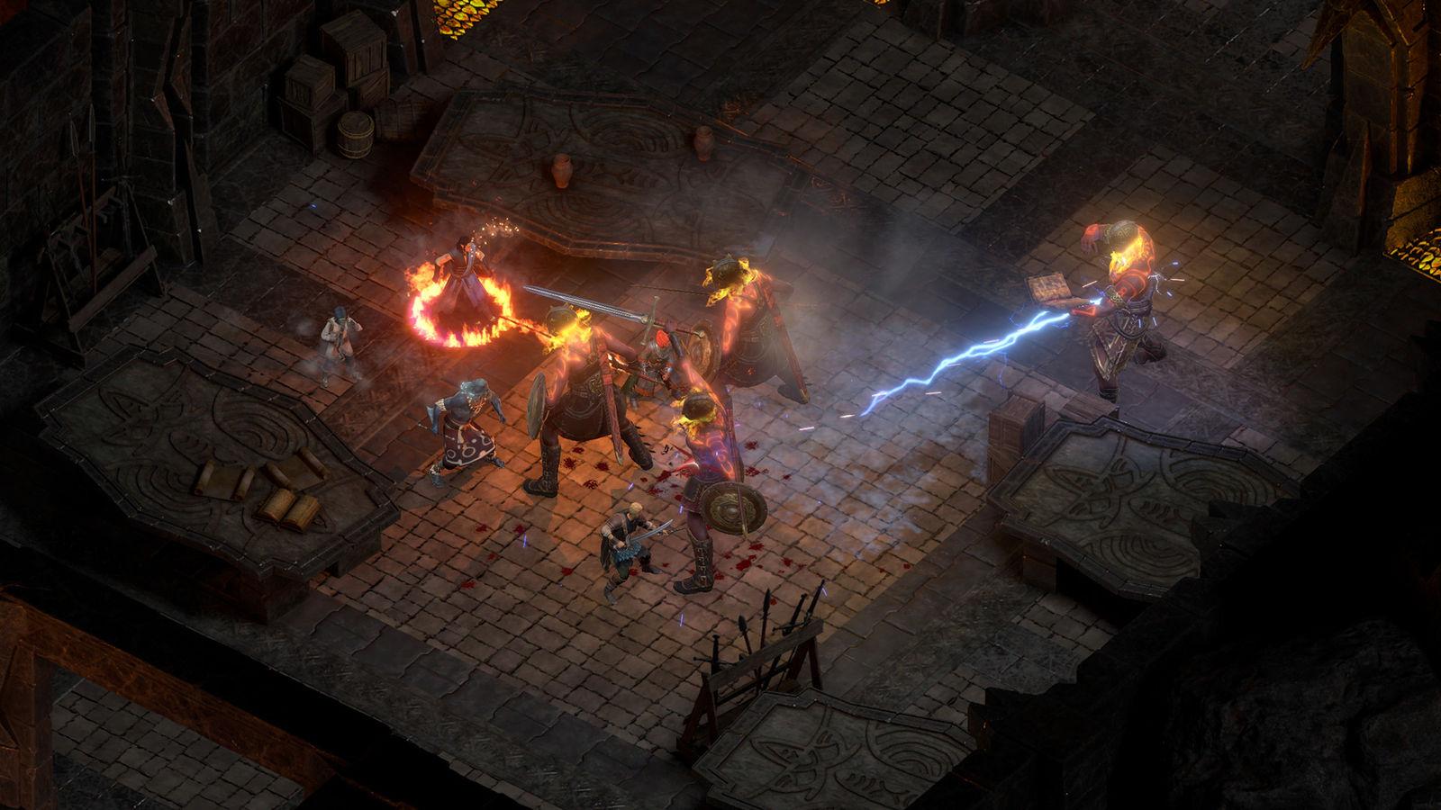 Скриншот  6 - Pillars of Eternity II 2: Deadfire Obsidian Ed(Steam)