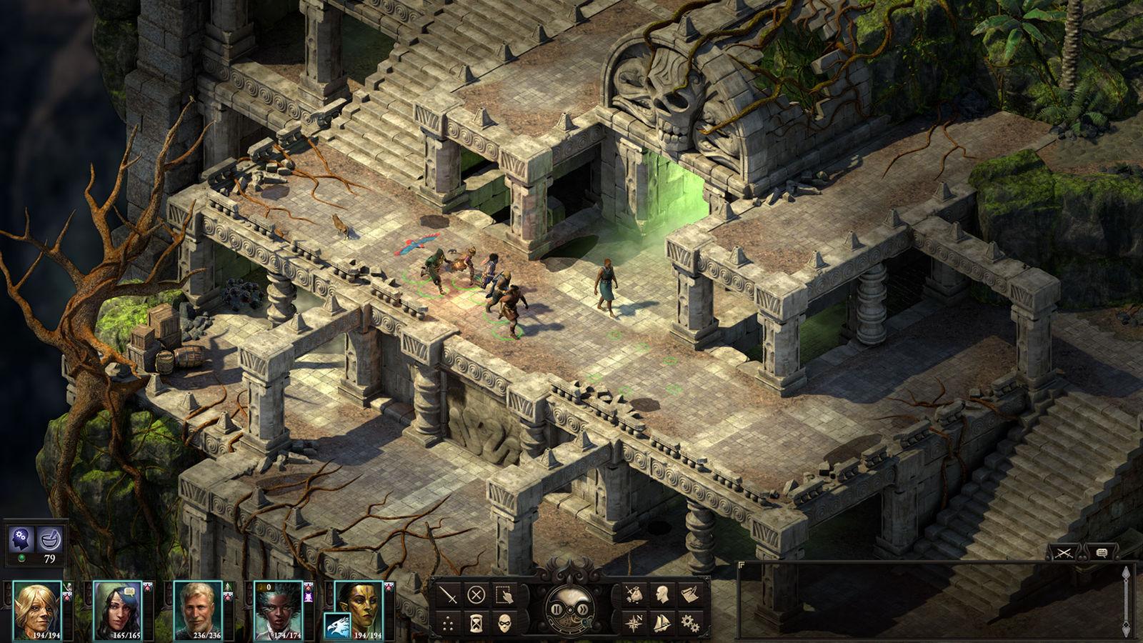 Скриншот  3 - Pillars of Eternity II 2: Deadfire Obsidian Ed(Steam)