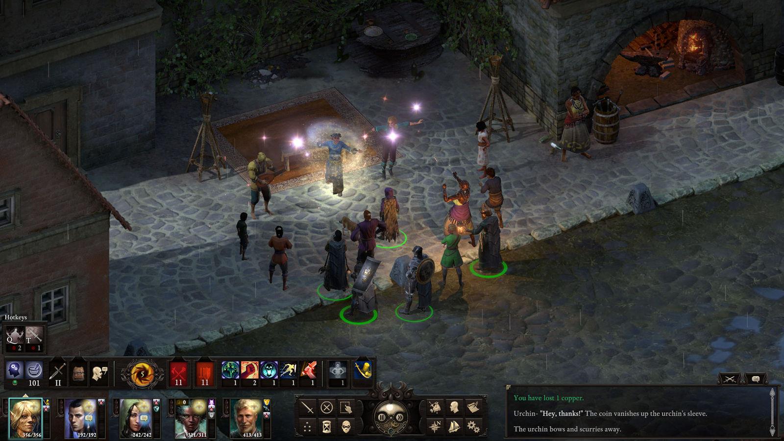 Скриншот  10 - Pillars of Eternity II 2: Deadfire Obsidian Ed(Steam)