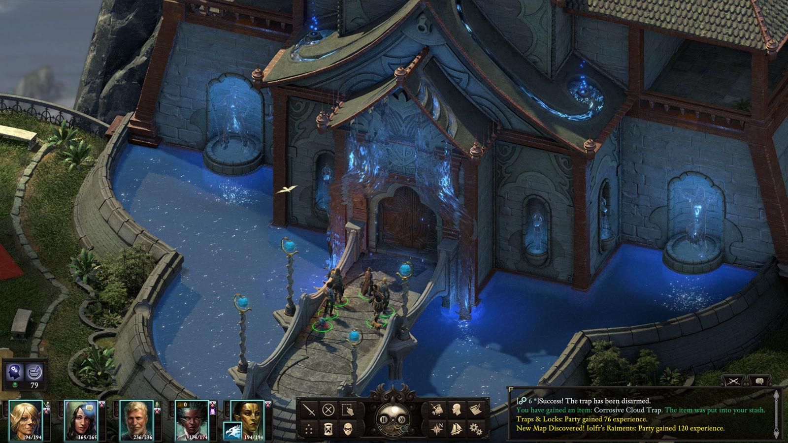 Скриншот  7 - Pillars of Eternity II 2: Deadfire Obsidian Ed(Steam)