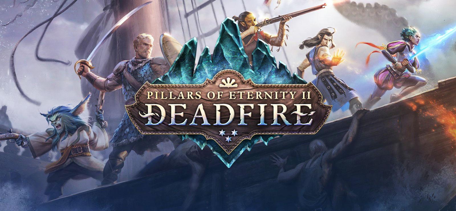 Скриншот  1 - Pillars of Eternity II 2: Deadfire Obsidian Ed(Steam)
