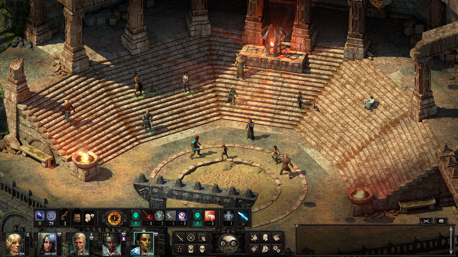 Скриншот  4 - Pillars of Eternity II 2: Deadfire Obsidian Ed(Steam)