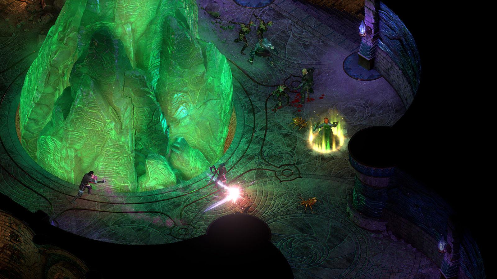 Скриншот  9 - Pillars of Eternity II 2: Deadfire Obsidian Ed(Steam)