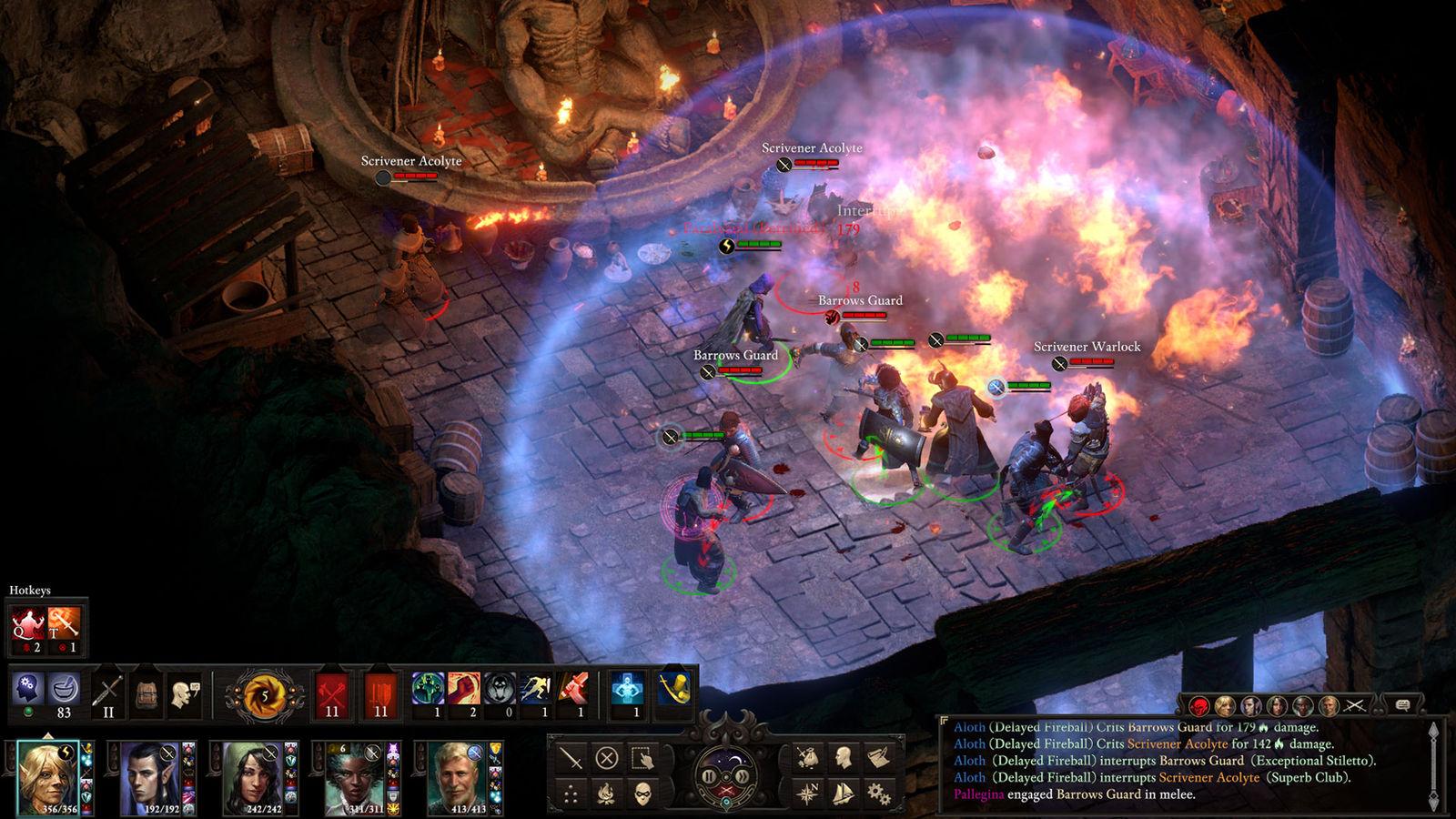 Скриншот  5 - Pillars of Eternity II 2: Deadfire Obsidian Ed(Steam)