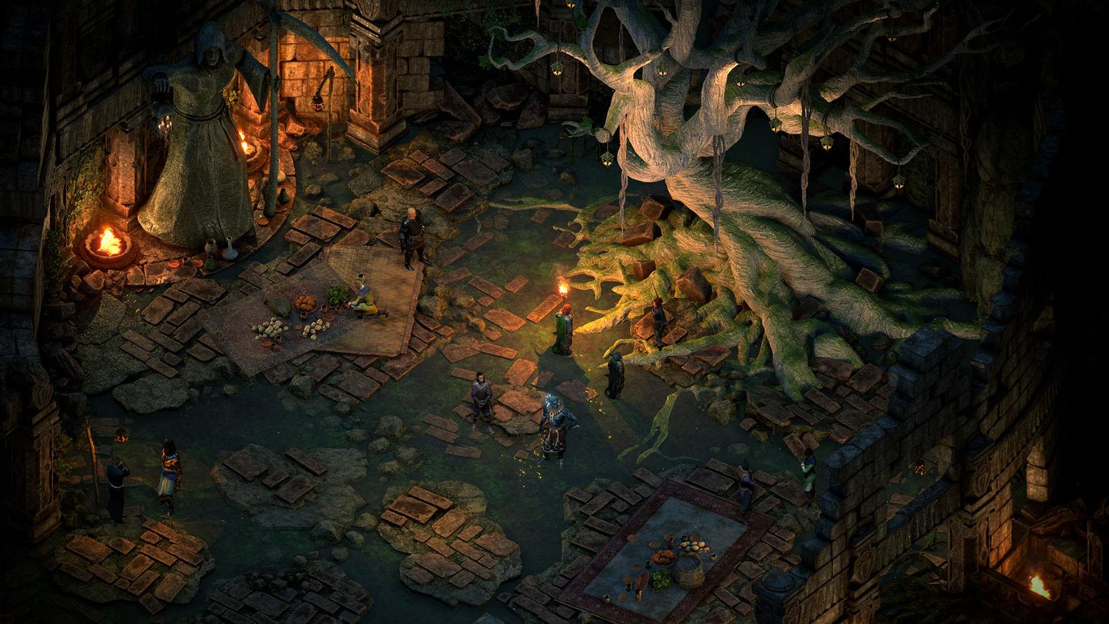 Скриншот  2 - Pillars of Eternity II 2: Deadfire Obsidian Ed(Steam)