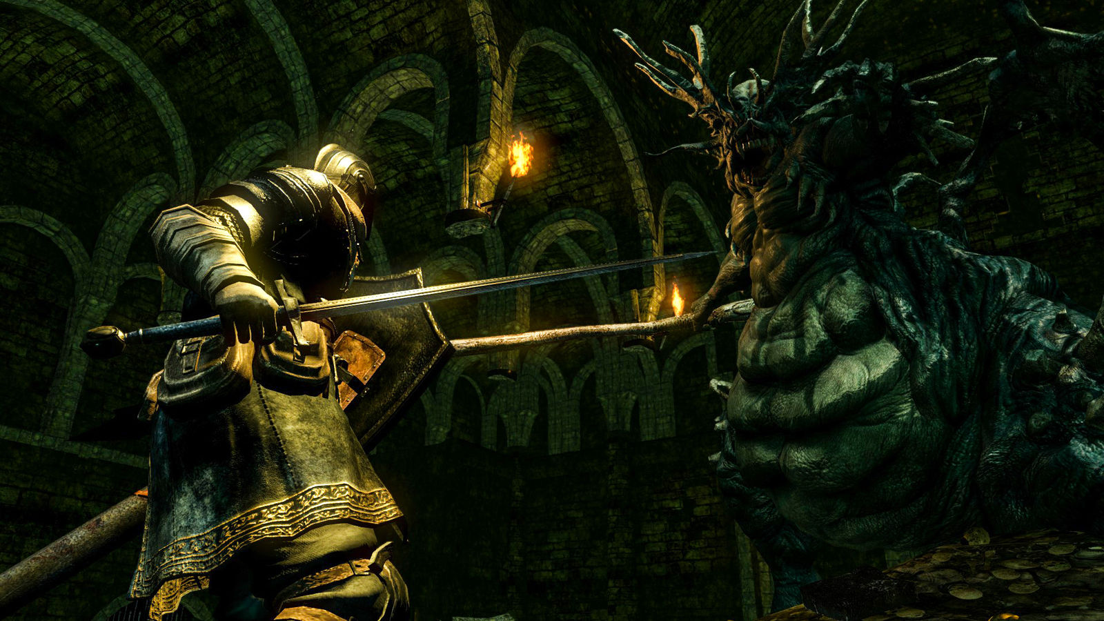 z Dark Souls: Remastered (Steam) RU/CIS