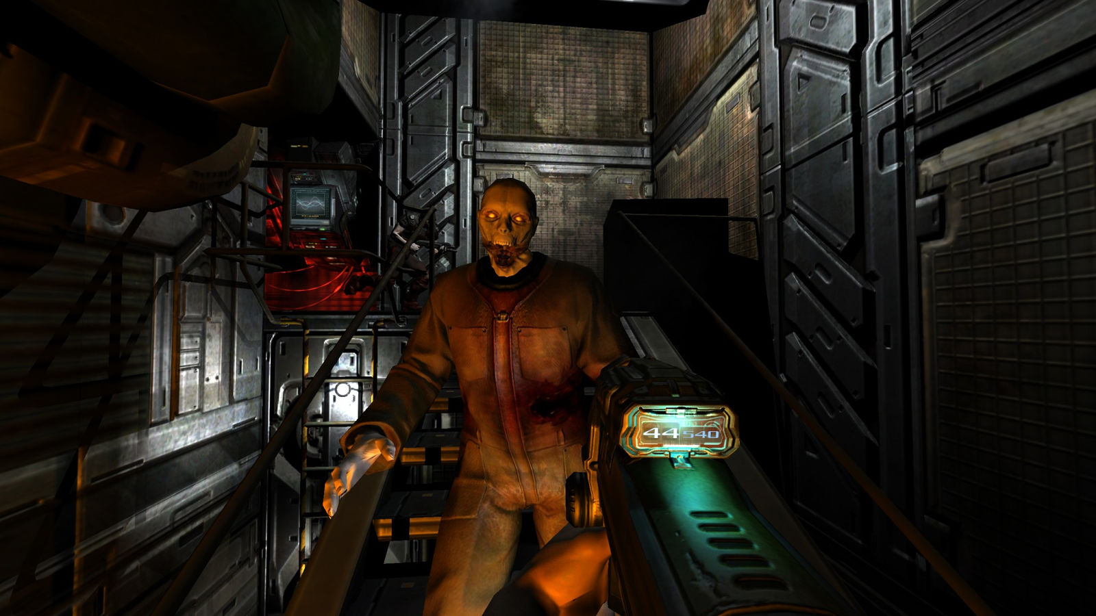 DOOM 3 (Steam) RU/CIS