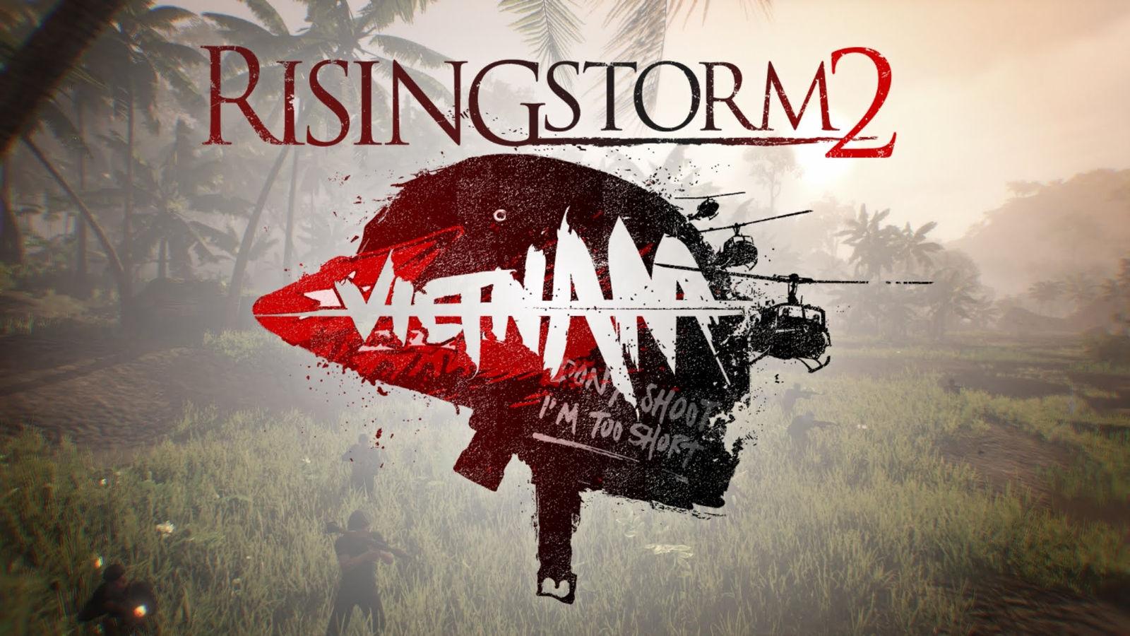 Фотография rising storm 2: vietnam deluxe (steam) region free