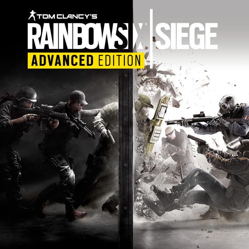 tom clancys rainbow six siege advanced edition vs standard