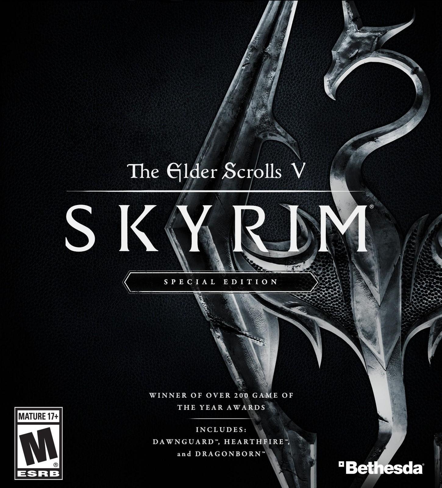Фотография the elder scrolls v 5: skyrim special ed (steam) ru/cis