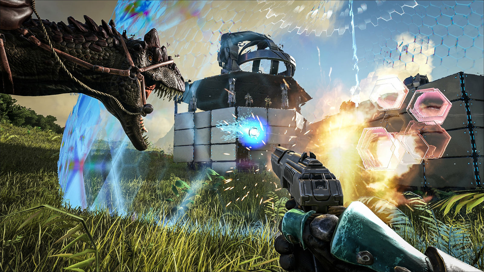 z ARK: Survival Evolved (Steam) Region Free