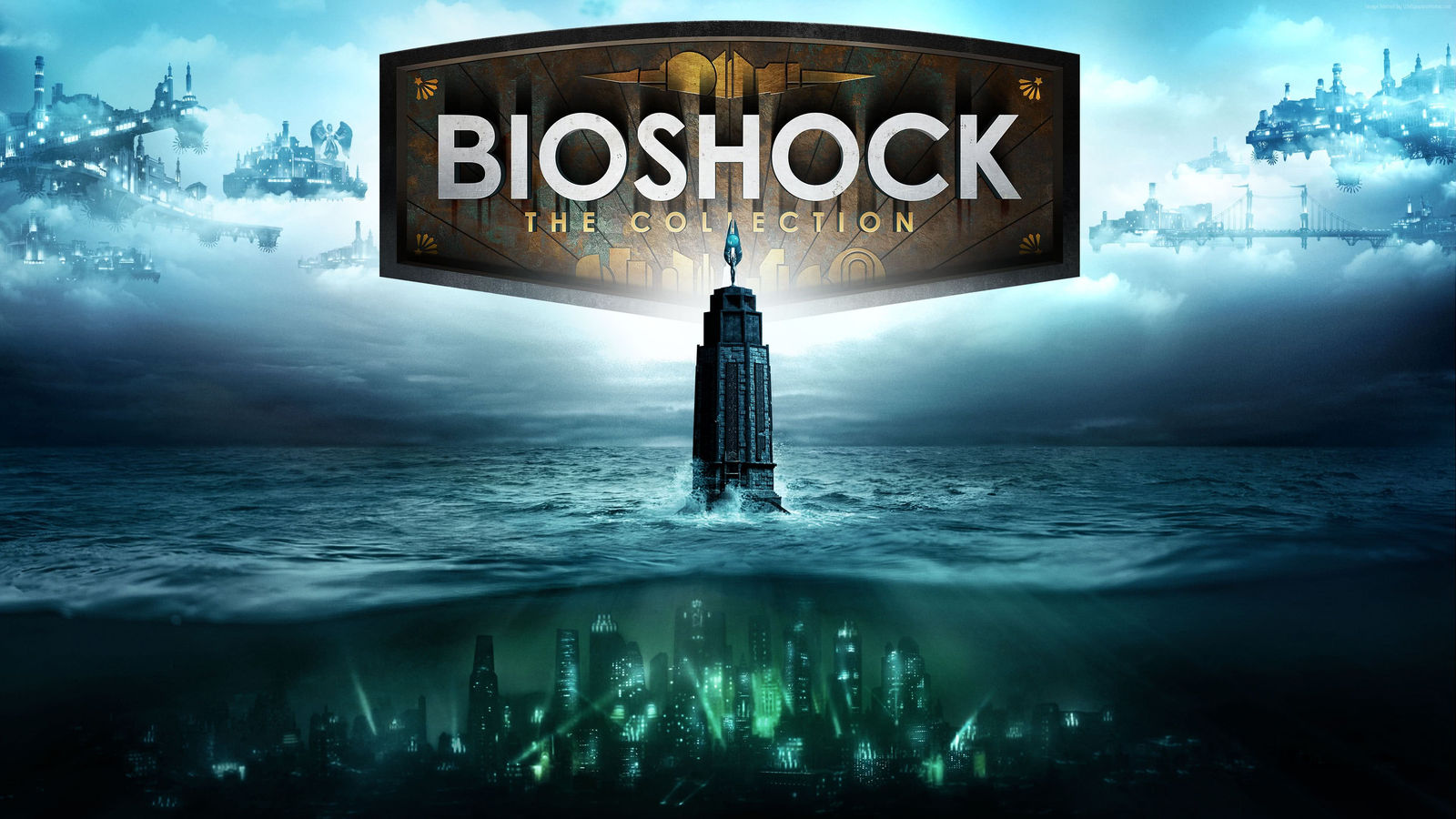 BioShock: The Collection (Steam) RU/CIS