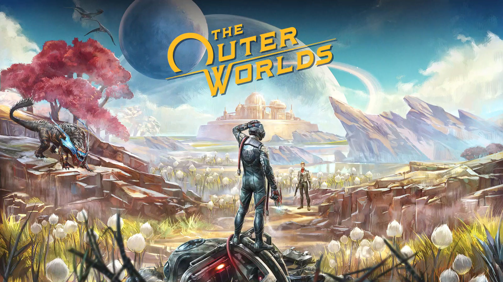 The Outer Worlds (Steam) RU/CIS