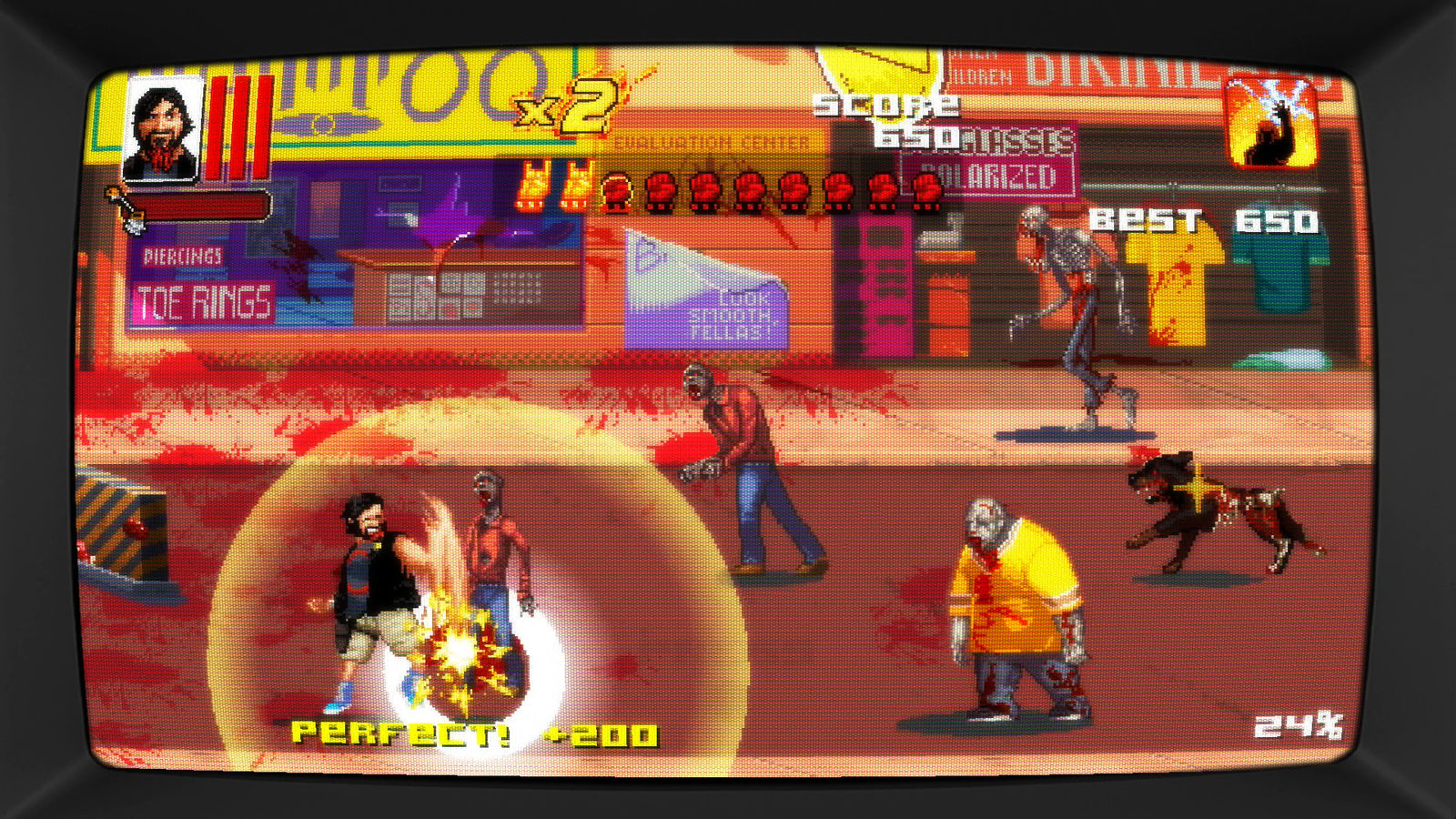 Dead Island Retro Revenge (Steam) RU/CIS