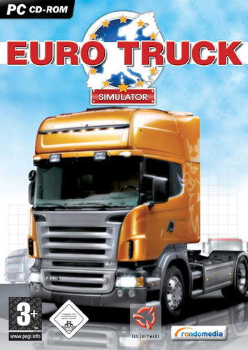 Euro Truck Simulator (Steam) RU/CIS