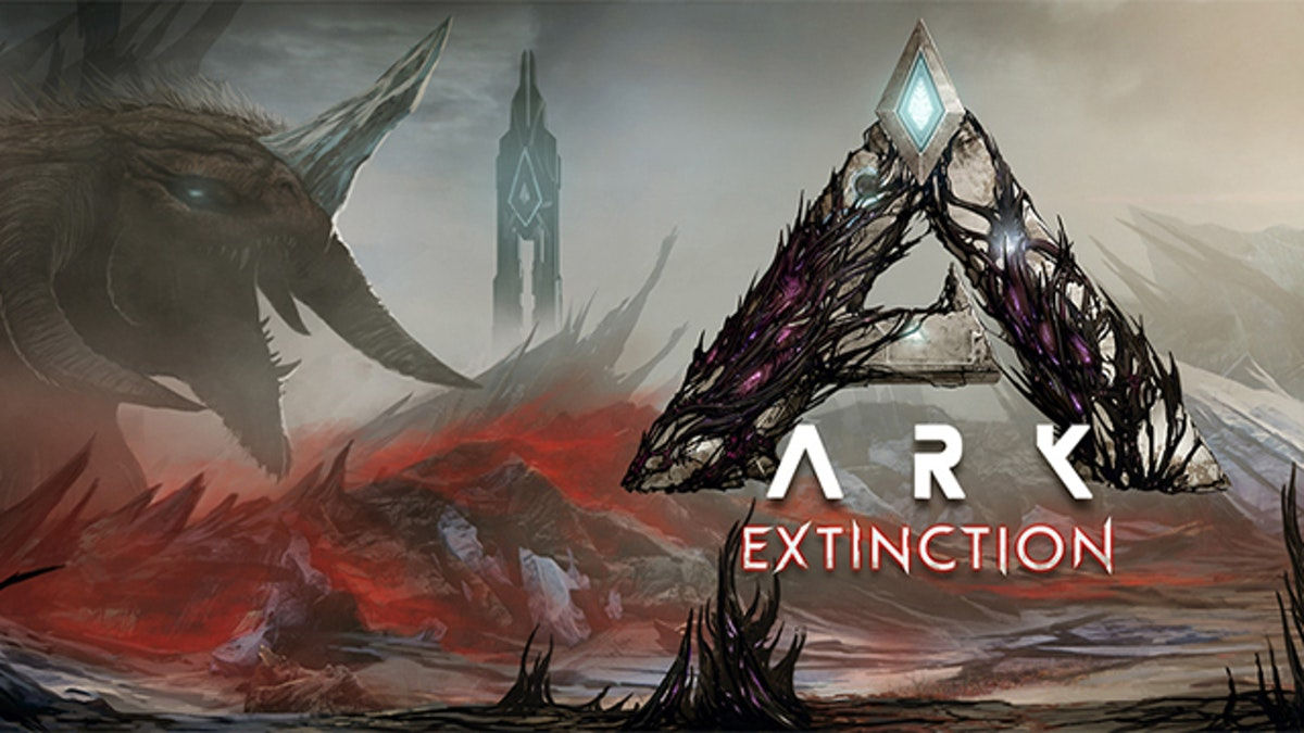 ARK: Extinction Expansion Pack (Steam) Region Free