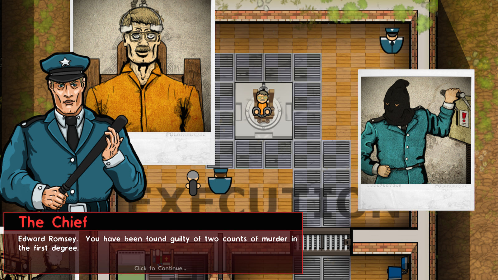 Prison Architect (Steam) RU/CIS