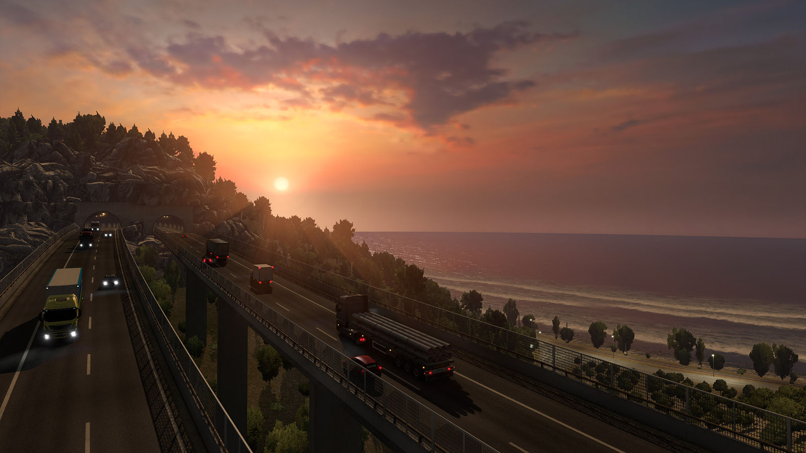 Euro Truck Simulator 2 - Italia (Steam) RU/CIS