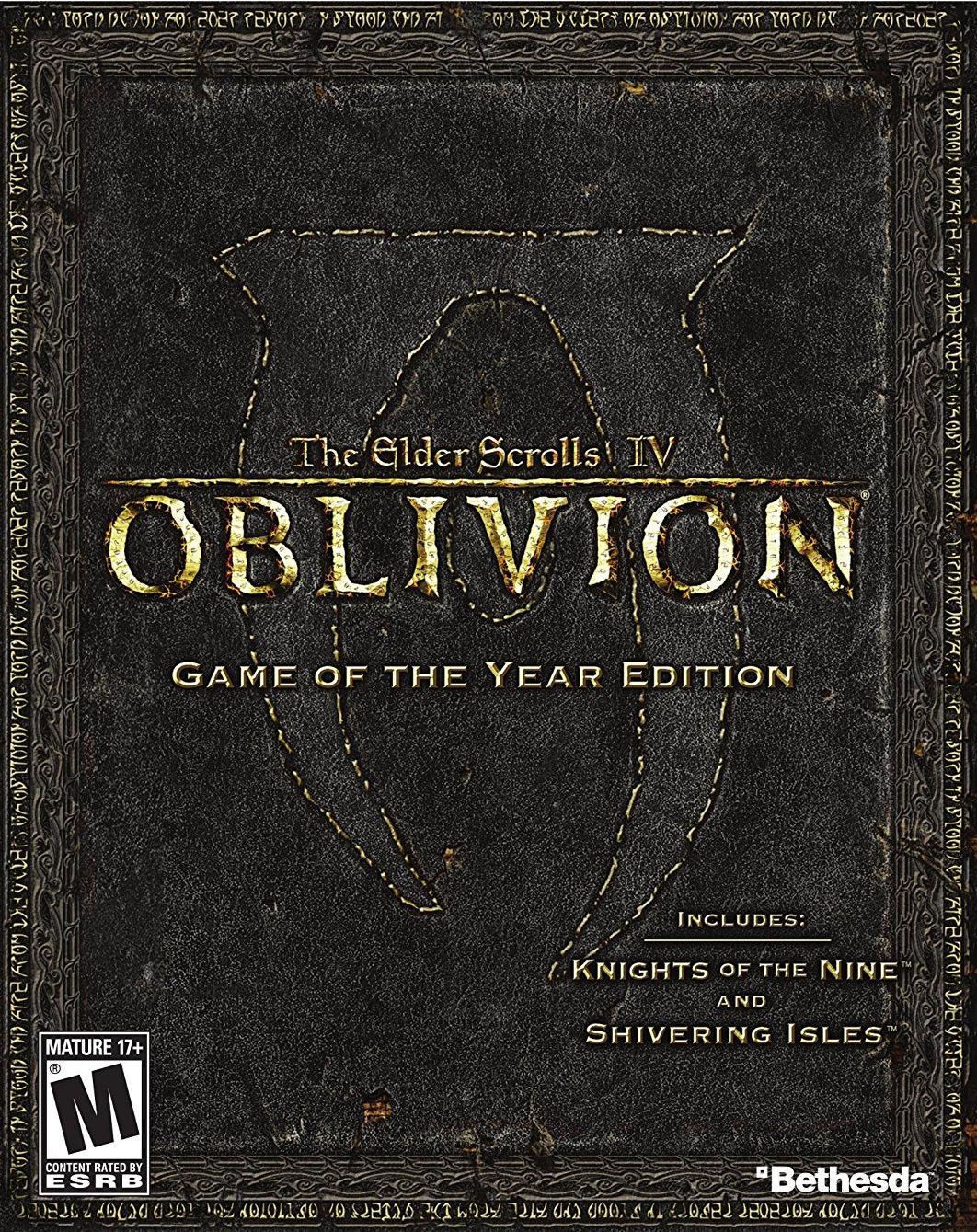 Фотография the elder scrolls iv 4 oblivion goty (steam) regionfree