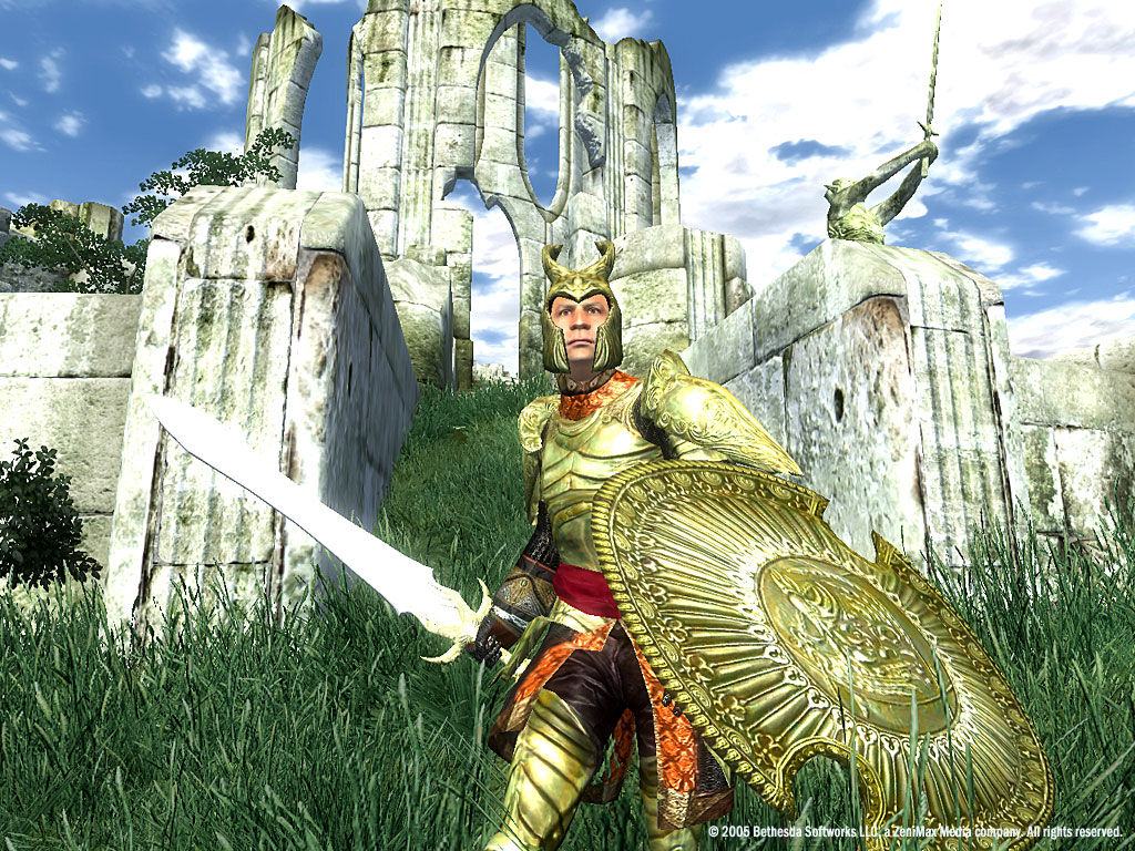 The Elder Scrolls IV 4 Oblivion GOTY Deluxe (Steam)