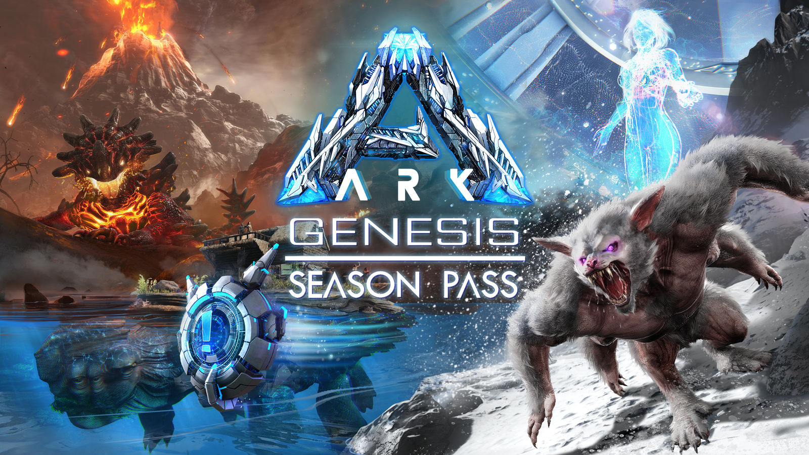 ARK: Genesis Season Pass (Steam) Region Free