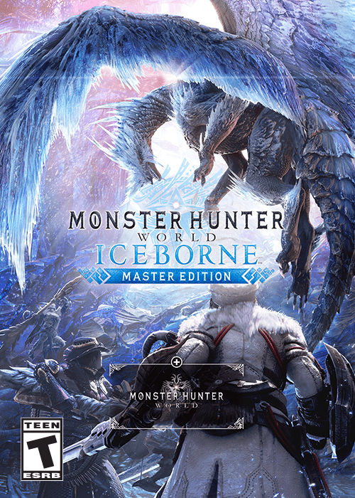 Monster Hunter World: Iceborne Master Ed. (Steam)RU/CIS