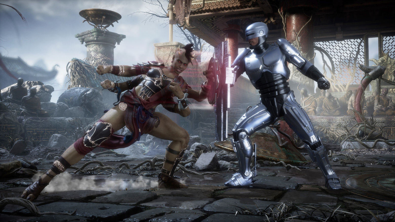 Mortal Kombat 11: Aftermath + Kombat Pack(Steam) RU/CIS