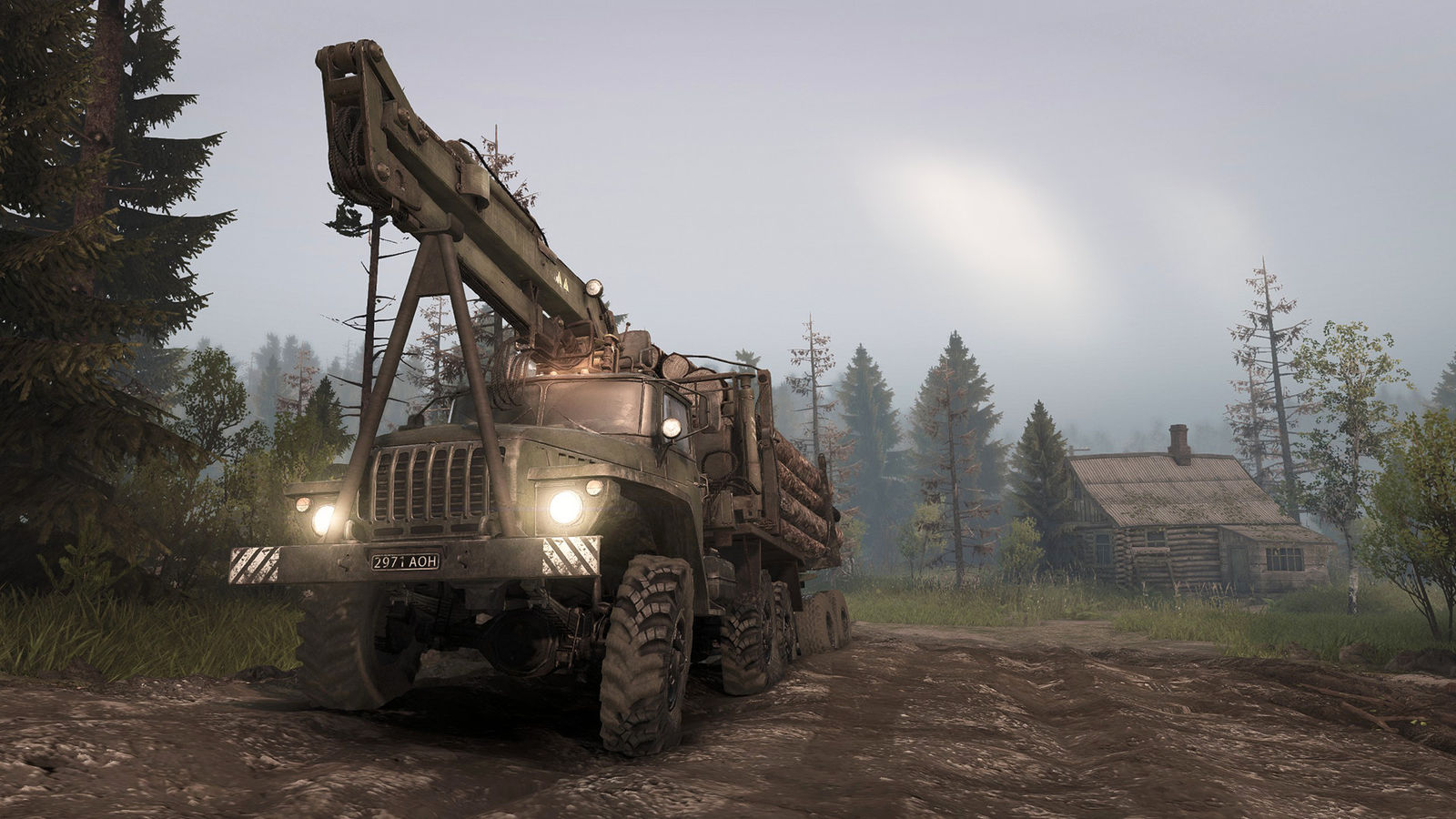 Spintires Chernobyl Bundle (Steam) RU/CIS