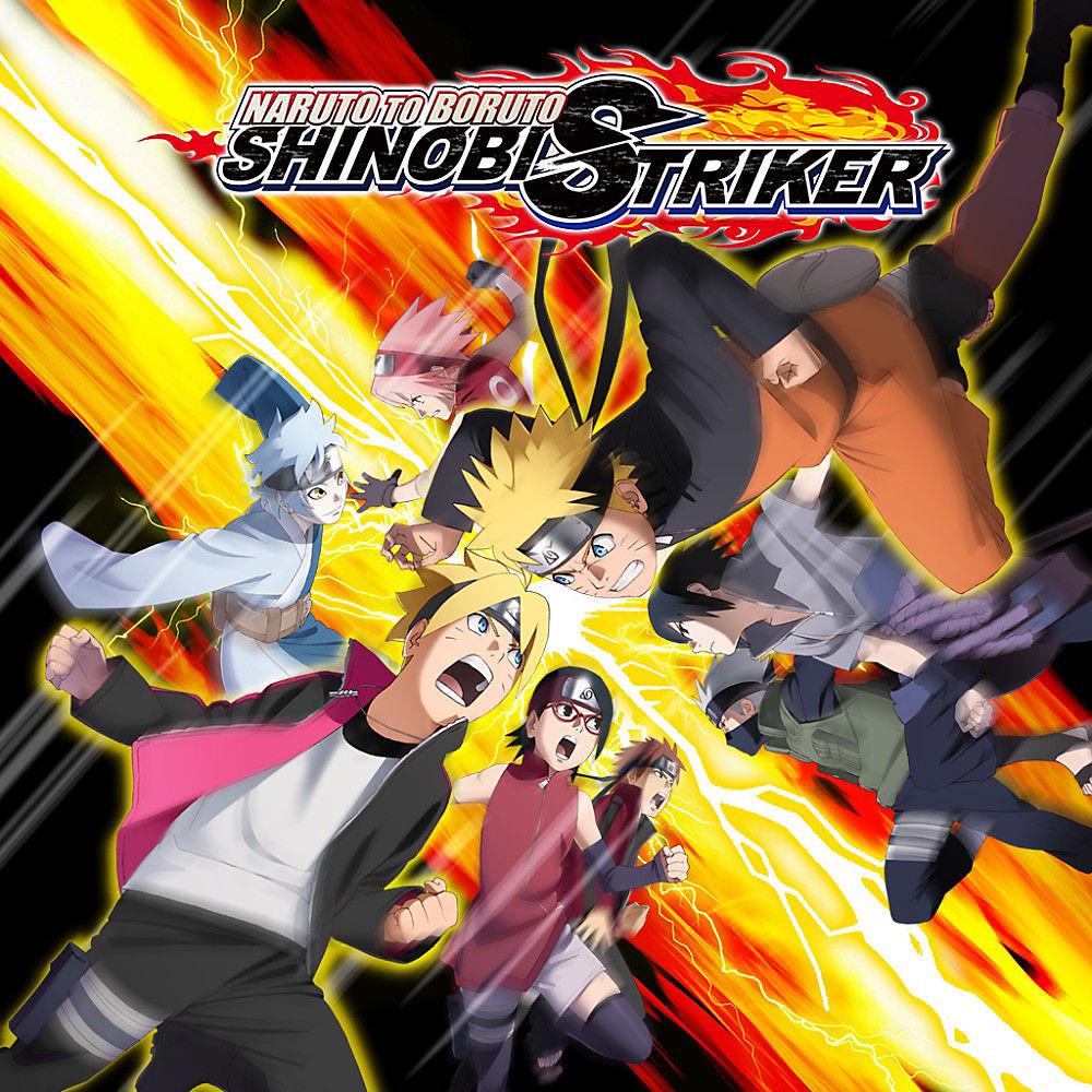 NARUTO TO BORUTO: SHINOBI STRIKER (Steam) RU/CIS