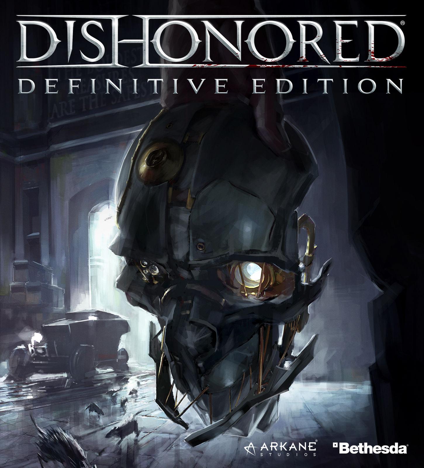 Фотография dishonored definitive edition (steam) ru/cis