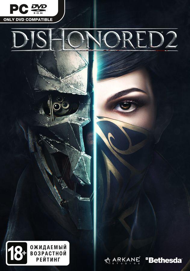 Фотография dishonored 2 (steam) ru/cis
