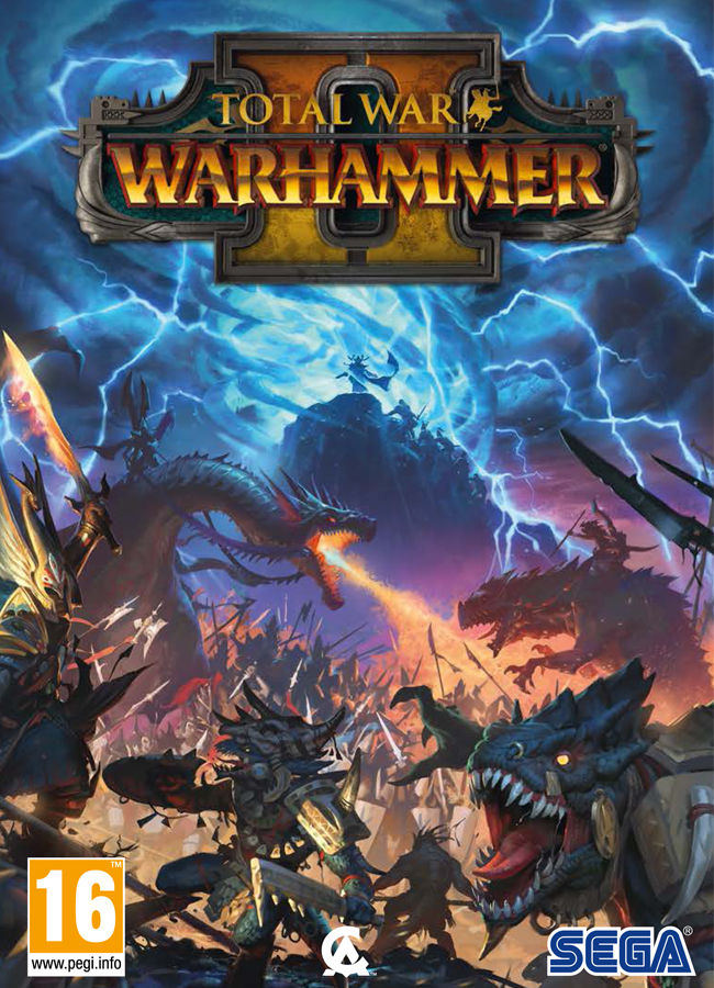 Фотография total war: warhammer ii 2 (steam) ru/cis