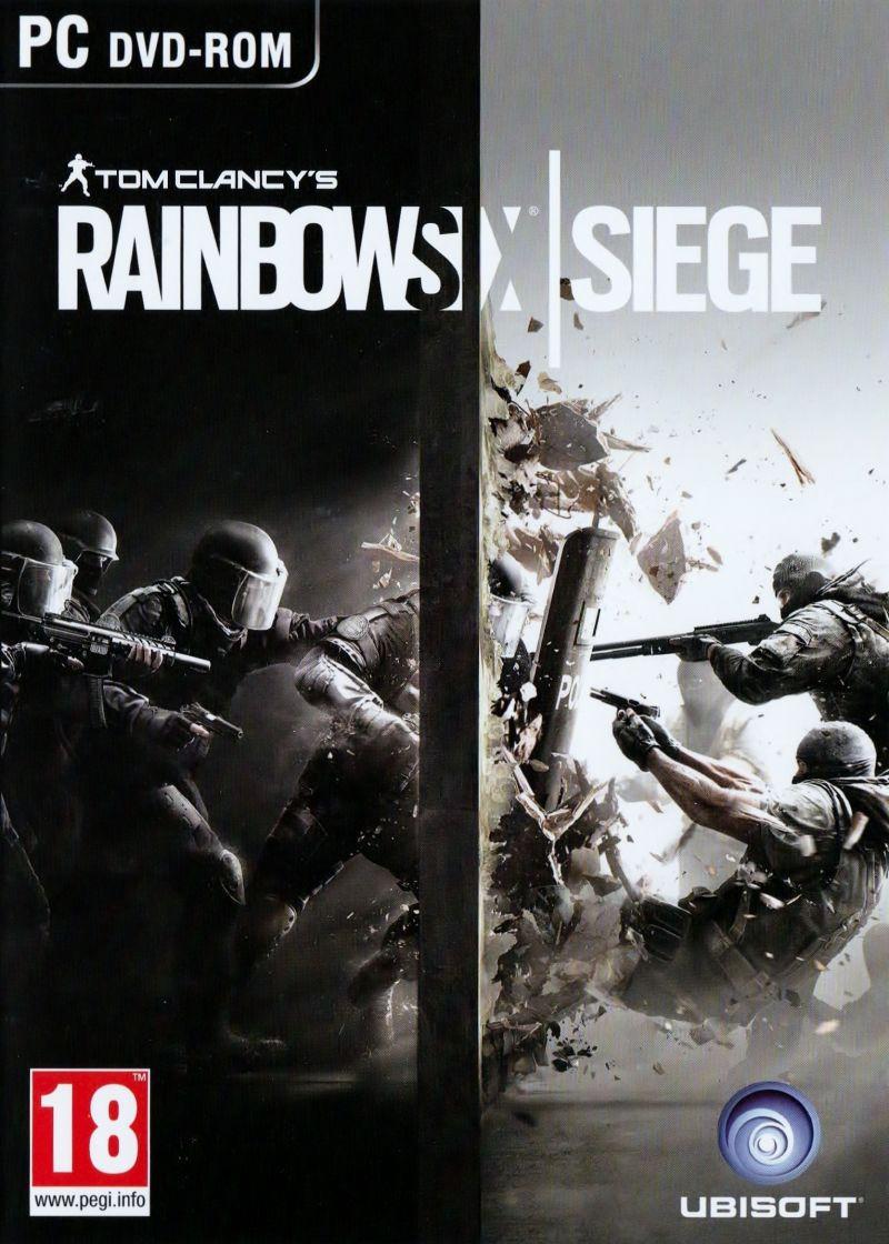 Фотография tom clancys rainbow six: siege осада standard (uplay)